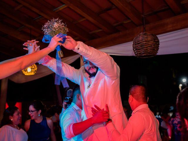 La boda de Marco  y Jocelyn  en Ixtapa Zihuatanejo, Guerrero 48