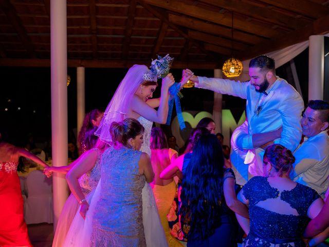 La boda de Marco  y Jocelyn  en Ixtapa Zihuatanejo, Guerrero 49