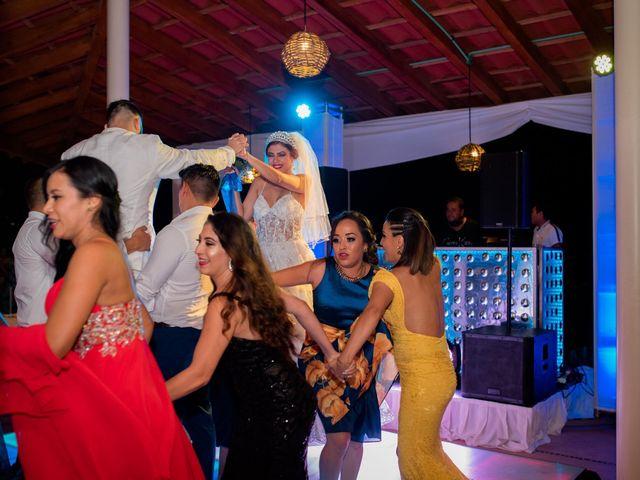 La boda de Marco  y Jocelyn  en Ixtapa Zihuatanejo, Guerrero 50