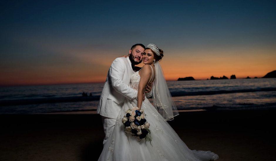 La boda de Marco  y Jocelyn  en Ixtapa Zihuatanejo, Guerrero