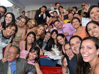 La boda de Luis y Paulina 3