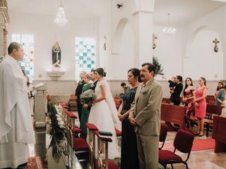 La boda de Daniela y Cuahutémoc 1