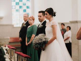 La boda de Daniela y Cuahutémoc 2