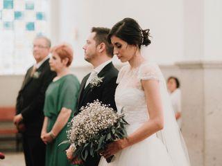La boda de Daniela y Cuahutémoc 3