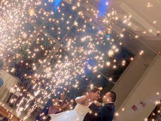 La boda de Ivette  y Carlos  1