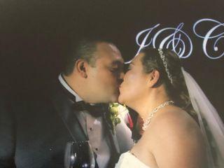 La boda de Ivette  y Carlos  3