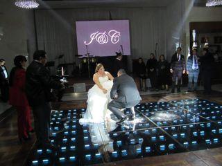 La boda de Ivette  y Carlos