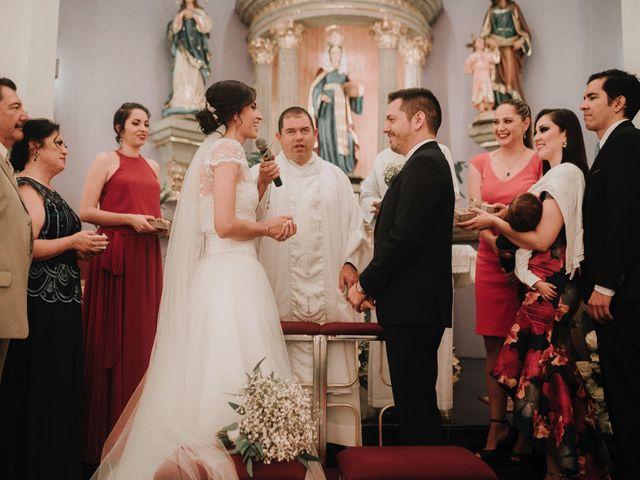 La boda de Daniela y Cuahutémoc