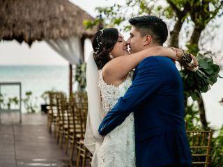 La boda de Fer y Rem