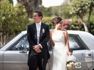 La boda de Lisette y Jorge