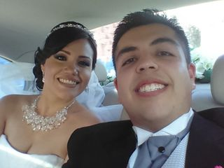 La boda de Mónica y Miguel