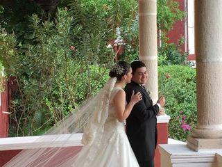 La boda de Lizette y Manuel 1