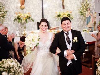 La boda de Lizette y Manuel