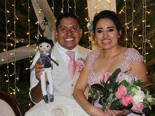 La boda de Yali y Inti