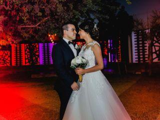 La boda de Jessica y Martin 1