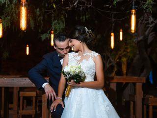 La boda de Jessica y Martin