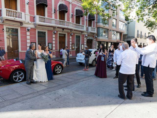 La boda de Pekka y Nadima en Mérida, Yucatán 6