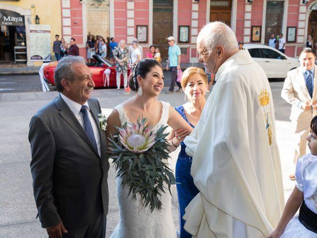 La boda de Pekka y Nadima en Mérida, Yucatán 10