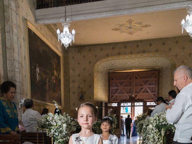 La boda de Pekka y Nadima en Mérida, Yucatán 11