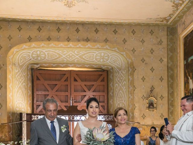 La boda de Pekka y Nadima en Mérida, Yucatán 12