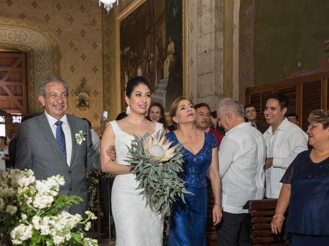 La boda de Pekka y Nadima en Mérida, Yucatán 13