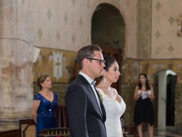 La boda de Pekka y Nadima en Mérida, Yucatán 17