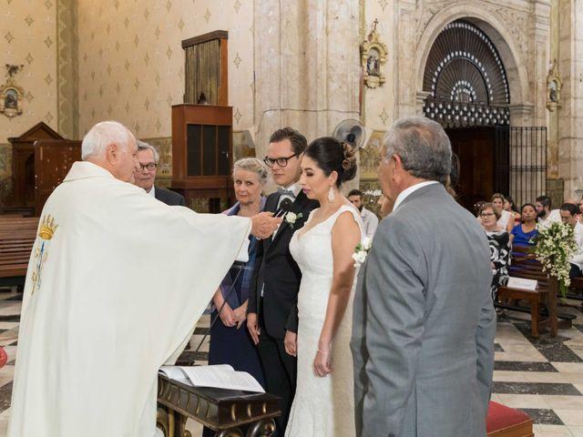 La boda de Pekka y Nadima en Mérida, Yucatán 23