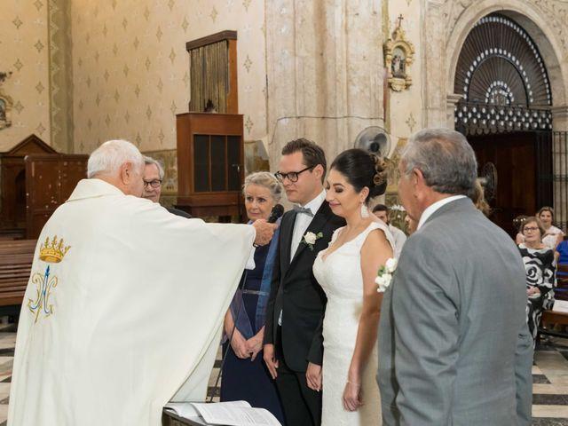 La boda de Pekka y Nadima en Mérida, Yucatán 24