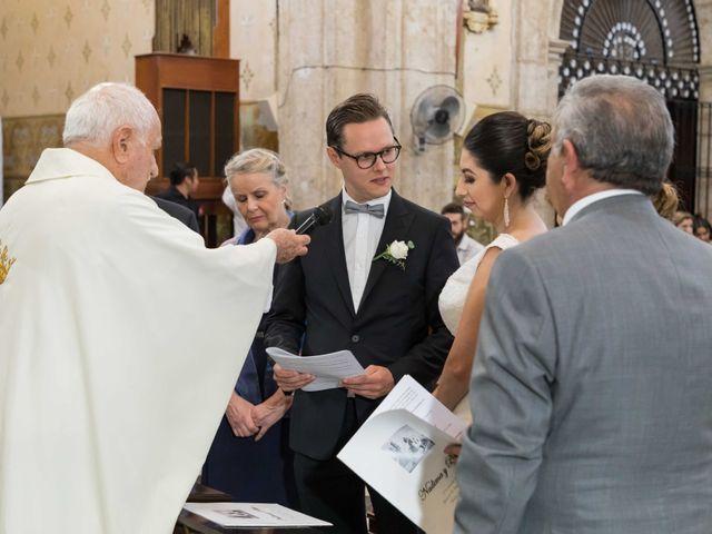 La boda de Pekka y Nadima en Mérida, Yucatán 25