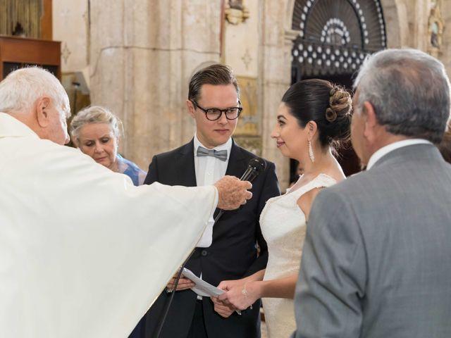 La boda de Pekka y Nadima en Mérida, Yucatán 26