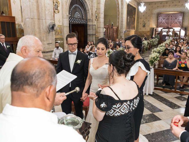 La boda de Pekka y Nadima en Mérida, Yucatán 30