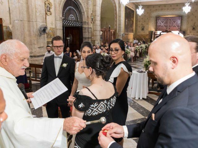 La boda de Pekka y Nadima en Mérida, Yucatán 31