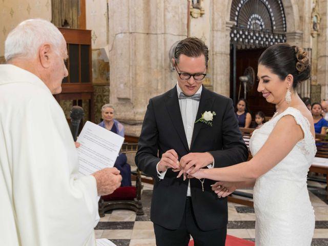 La boda de Pekka y Nadima en Mérida, Yucatán 32