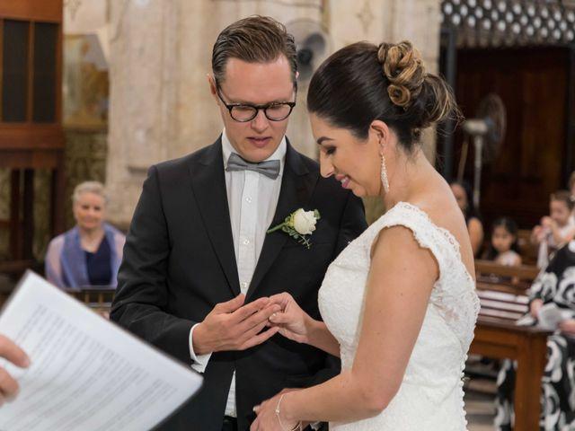 La boda de Pekka y Nadima en Mérida, Yucatán 33