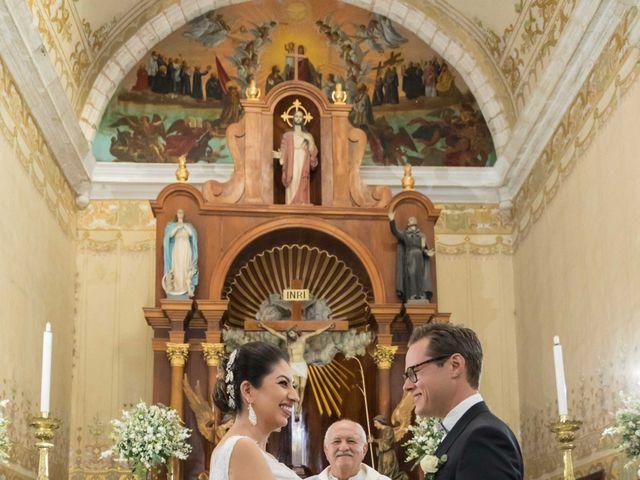 La boda de Pekka y Nadima en Mérida, Yucatán 37