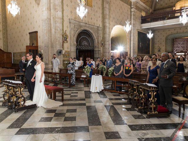 La boda de Pekka y Nadima en Mérida, Yucatán 39