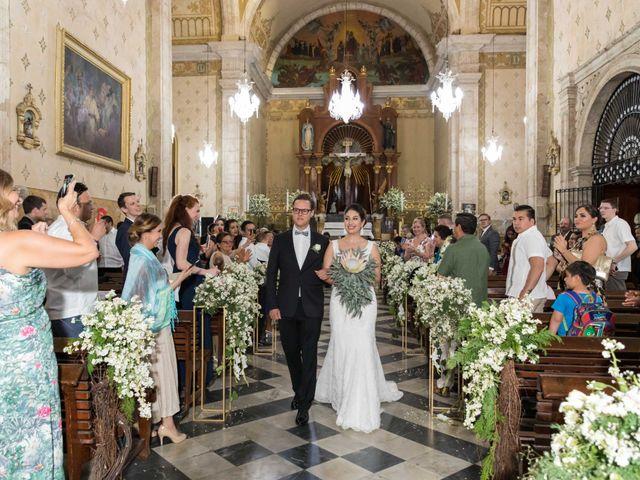 La boda de Pekka y Nadima en Mérida, Yucatán 49