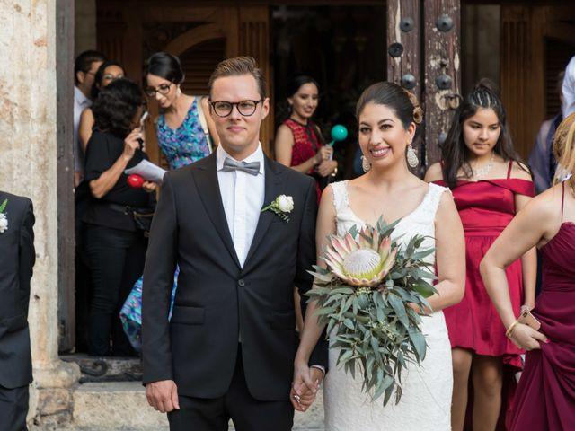 La boda de Pekka y Nadima en Mérida, Yucatán 51