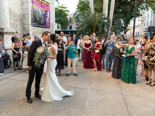 La boda de Pekka y Nadima en Mérida, Yucatán 52