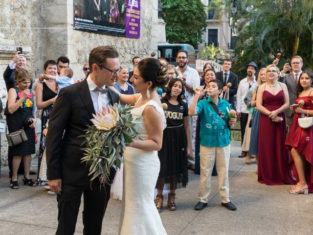 La boda de Pekka y Nadima en Mérida, Yucatán 2