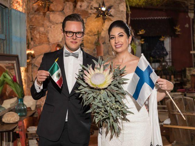 La boda de Pekka y Nadima en Mérida, Yucatán 55