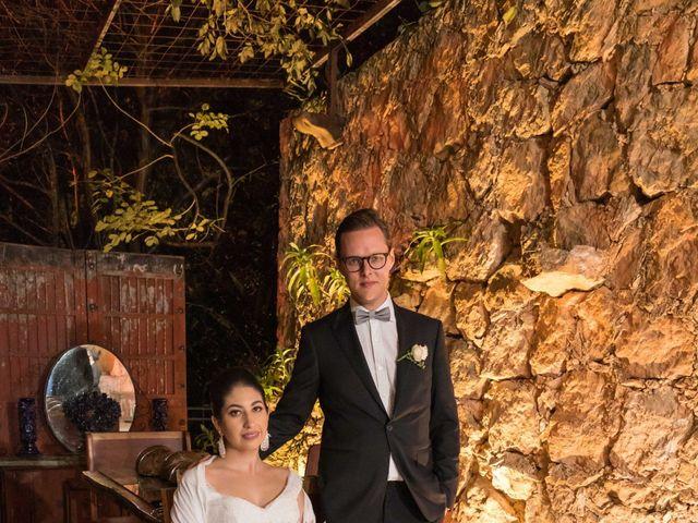 La boda de Pekka y Nadima en Mérida, Yucatán 56