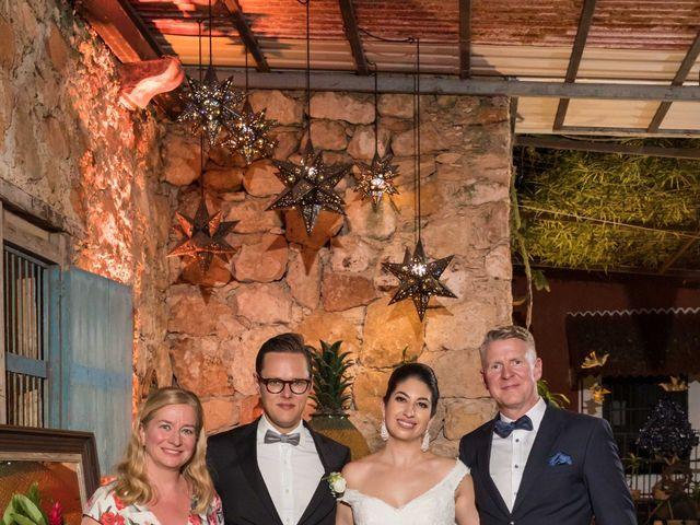 La boda de Pekka y Nadima en Mérida, Yucatán 60