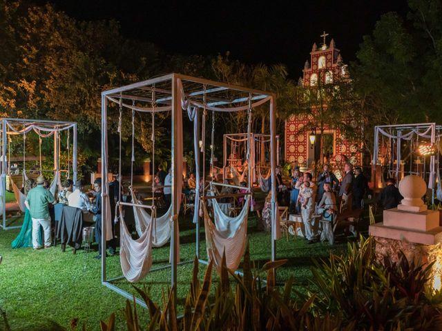 La boda de Pekka y Nadima en Mérida, Yucatán 62