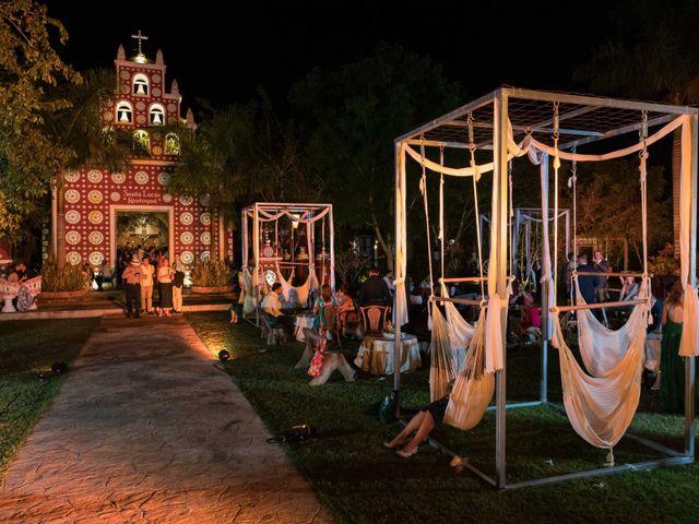 La boda de Pekka y Nadima en Mérida, Yucatán 63