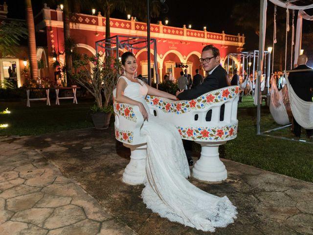 La boda de Pekka y Nadima en Mérida, Yucatán 64