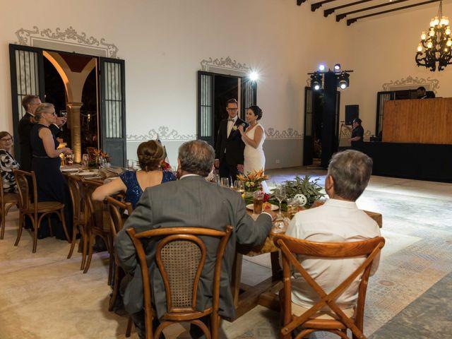 La boda de Pekka y Nadima en Mérida, Yucatán 68