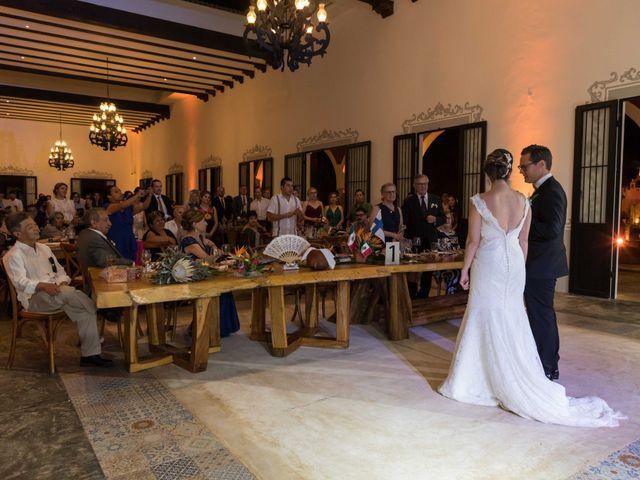 La boda de Pekka y Nadima en Mérida, Yucatán 69