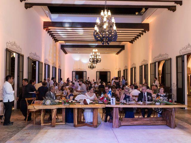 La boda de Pekka y Nadima en Mérida, Yucatán 70