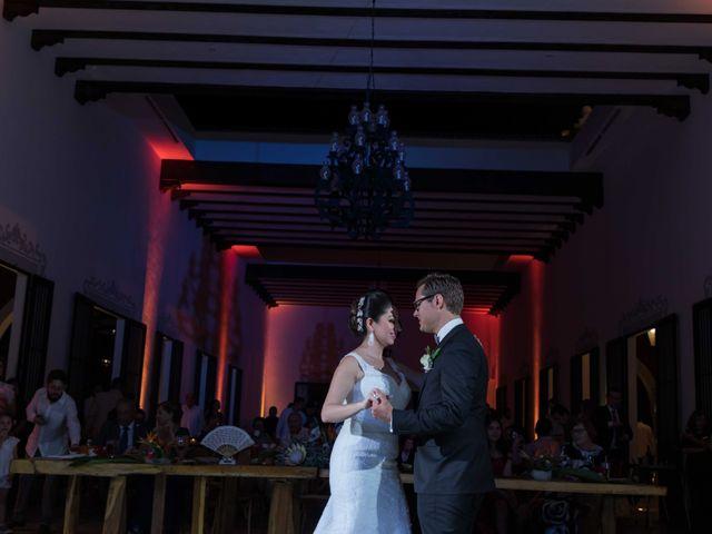 La boda de Pekka y Nadima en Mérida, Yucatán 72